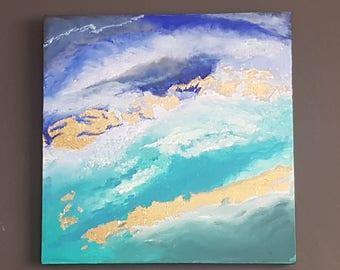 decor art oil acrylic painting art oil on canvas painting nature abstract artist
