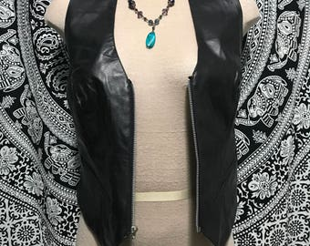 Badass biker vest