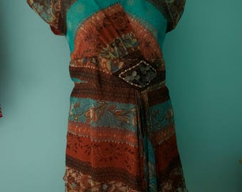 Boho dress...made in Australia