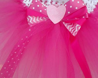 Tutu (all pink with ribbon)