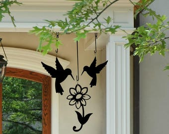 Decorative Hanging Silhouettes - Animals