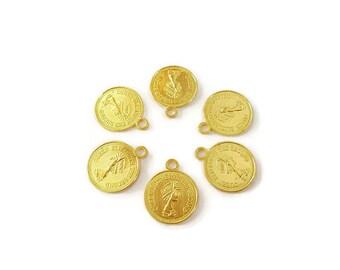 Elizabeth II golden coins