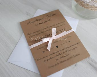 kraft invitation