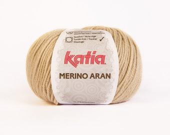 MERINO ARAN Katia - color 10