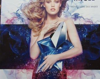 press advertising - perfume ANGEL by THIERRY MUGLER REF. 29177