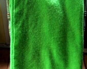 VINTAGE VIRGIN WOOL Blanket