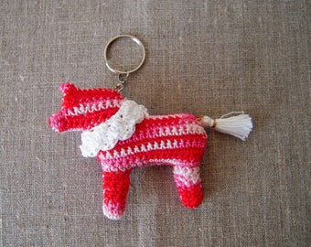 Key chain, small horse no. 3