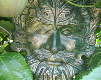 Pagan Green Man