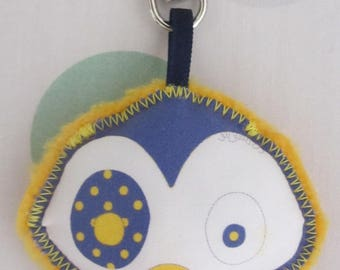 Keychain Penguin Theo