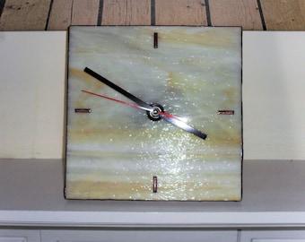 French vanilla clock