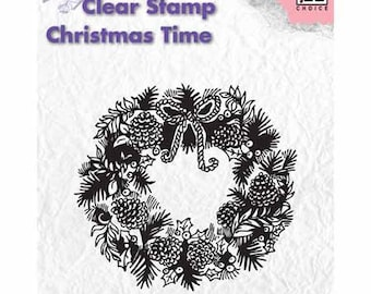 "Clear stamp ""Crown"" _CT013"
