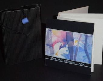 Dream flowers - artist book