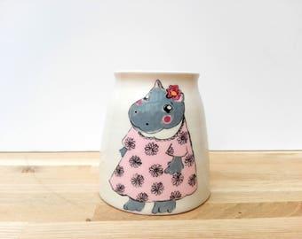 Handmade earthenware handmade ceramic handcrafted, handmade ceramic vase