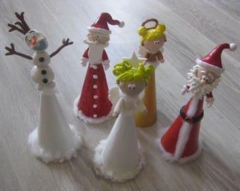 Christmas decoration for Christmas tree or Christmas table