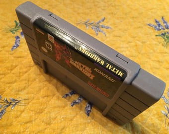 Metal Warriors NTSC-U SNES *Repro cart only
