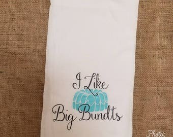 Big bundts kitchen towel