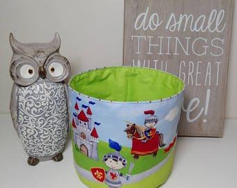 Pouch/nursery storage basket