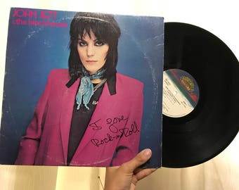 Joan Jett Record