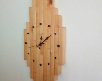 Bespoke wall clock.