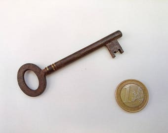 Rusty Iron Key Decor Rustic Skeleton Key Vintage Skeleton Key Antique Skeleton Key