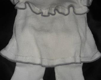 DRESS AND LEGGINGS 10/12 M