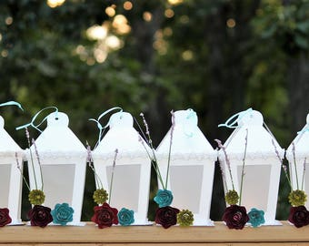 Beautiful Carriage Lanterns