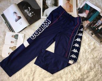 Vintage Kappa track pants