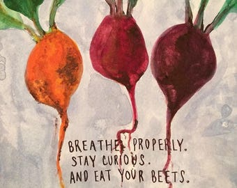 Eat Your Beets