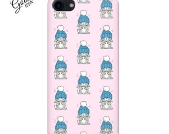iphone 8 case BUNNY iPhone Case iphone 8 plus case iphone X case Bunny case iPhone 7 plus case Rabbit  Case iphone 7 case iphone 5s case
