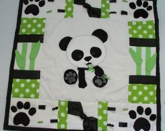 Baby Panda Tummy Time Mat