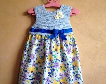 Dress for a little girl
