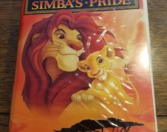 Lion King 2 VHS