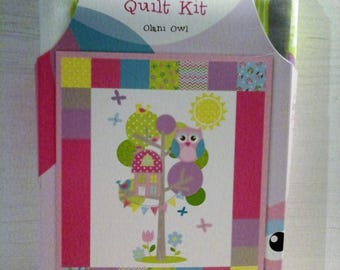 Sewing Kit, great kids quilt!