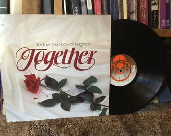 1979 Today's Love Hits-all Originals - Together