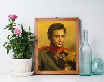 James Franco Limited Artwork
