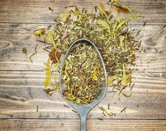 Summer Fruit Green Rooibos Tea