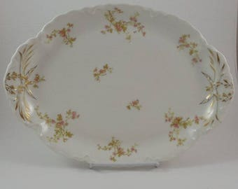 Theodore Haviland Limoges 14 inch Serving Platter