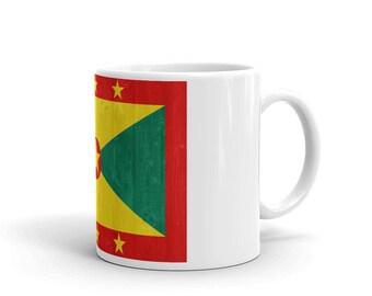 Grenada design Mug