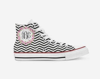 Monogram Shoes,Personalized Shoes,Monogram Gifts,Monogram,Shoes,Gift