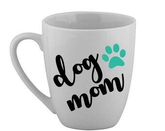 Dog Mom/Dog Dad Coffee Mug