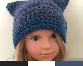 Cat ear hats