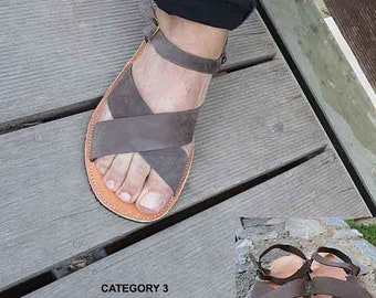 Men's Sandals, Handmade Sandals, Leather Sandals, Sandals for Men,Mens Leather Sandals,Greek Sandals NIKOLA