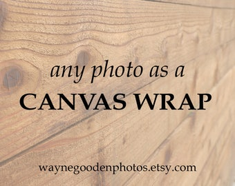 Canvas Gallery Wrap, Landscape Photography, Home Decor, Nursery, Nature Photos, Lifestyle Photography