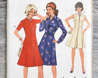 Burda 22191 sewing pattern - dress (Vintage)