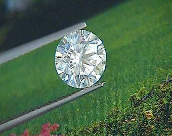 3.01ct Round diamond GIA certified J-I1 Blueriver4747 Loose Diamond