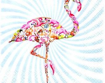 Flamingo (422) napkin