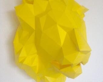 Ready to assemble - Léon Le Lion - colors to choose Kit