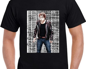 "Dean Ambrose ""Ambrose Asylum"" (wwe , wwe shirt , lunatic , the shield)"