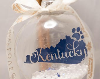 University of Kentucky Wildcats ornament.