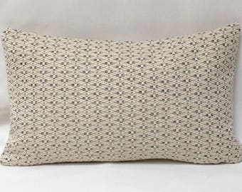 "12 x 19"" Textured Pillow Cover - Designer Fabric - Textured Accent Pillow - Textured Throw Pillow - Designer Throw Pillows"